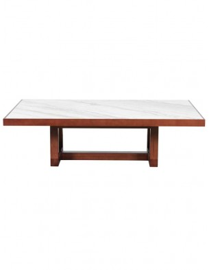 Marble White Coffee Table