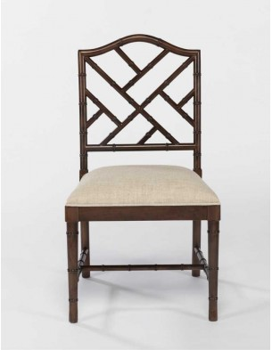 BAMBOO STYLE DINING CHAIR